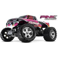 Traxxas 36054-1-PINK: Stampede XL-5 Truck Ready-To-Race | JEGS Traxxas Trx4 Defender Ripit Rc Monster Trucks Fancing Amazoncom 67086 Stampede 4x4 Vxl Truck Readyto 110 Scale With Tqi Link Latrax Sst 118 4wd Stadium Rtr Trx760441 Slash 2wd Pink Edition Hobby Pro Buy Now Pay Later Short Course Tra580764 Hobby Pro Shortcourse On Board Audio Ford F150 Svt Raptor Oba Teton Brushed Fordham Hobbies Ready To Run Xl5 Remote Control Racing The Rustler Car