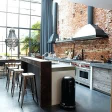 Industrial Kitchen Island Amazing Stylish 2 Opulent Best Rustic Kitchens Ideas On