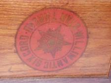 Antique Spool Cabinet Decals by Spool Cabinet Ebay