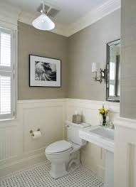 Beadboard Wainscoting Bathroom Ideas by Grasscloth Wainscoting The Perfect Combo For My Living Room