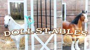 DIY - How To Make: Doll Stables - Handmade - Doll - Crafts - YouTube Amazoncom Breyer Traditional Wood Horse Stable Toy Model Toys Wooden Barn Fits Horses And Crazy Games Classics Feed Charts Cws Stables Studio Myfroggystuff Diy How To Make Doll Tack My Popsicle Stick Youtube The Legendary Spielzeug Museum Of Davos Wonderful French Make Sleich Stall Dividers For A Box Collections At Horsetackcocom