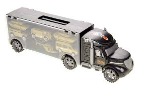 100 Toy For Trucks Amazoncom Military Transport Car Carrier Truck With Army Car