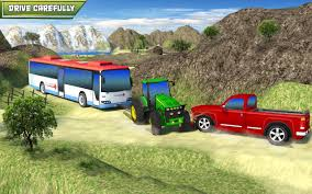 100 Truck Pull Games Tow Tractor 2018 Rescue Bus Ing Game For Android APK