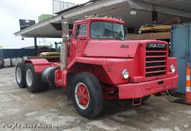 1975 Mack Semi Truck | Item DD2126 | SOLD! October 18 Antiqu... Looking One Rhgreatlakesxcom Pics Old Semi Trucks For Sale Of On Craigslist For Beautiful Vintage Intertional Old Military Trucks Sale Vehicles Pinterest Military 1977 White Freightliner Semi Truck Item C3327 Sold Marc 1949 Kb 11 Single Axle Tractor Used And October Off The Beaten Path With Chris World Of Large Cars Show Showcases Luxurious News 1951 Ford F100 Custom Ratrod Hotrod F Truck Texaco Hot Rod Based Camper Trailers From Oldtrailercom Sales Big Lifted 4x4 Pickup Mack Truckdowin