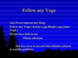 9 Follow Any Yoga