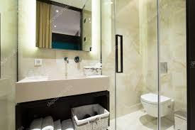 modern luxury hotel bathroom interior 120344568