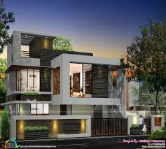 100 Modern House Plans Single Storey Floor Contemporary Lovely One