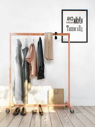 Decorative Metal Garment Rack by Garment Rack Ikea Image Is Loading Full Image For Clothes