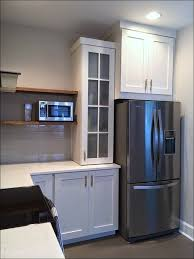 Stand Alone Pantry Cabinet Plans by Kitchen Thin Pantry Cabinet Microwave Shelf Ideas Kitchen
