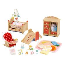 playmobil chambre bébé chambre bébé sylvanian families 2954 la grande récré vente