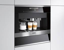 On The 2016 IT List Miele Built In 60cm Coffee System