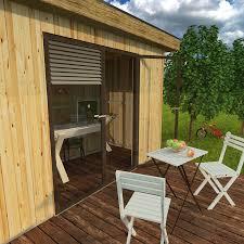 Modern garden shed plans