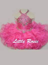 little rosie baby pageant dresses pageantdesigns com