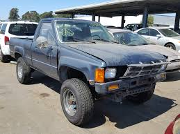 1985 Toyota Pickup RN6 For Sale At Copart Antelope, CA Lot# 43521148 For Sale 1985 Toyota 4x4 Pickup Truck Solid Axle Efi 22re 4wd Presented As Lot W174 At Indianapolis In Pickup With 22000 Original Miles Nice Price Or Crack Pipe 25kmile 4wd 6000 Was The 4runner Best Suv Of 80s Awesome Toyota 2wd Manual 5speed Potrait Hard Trim Heres Exactly What It Cost To Buy And Repair An Old Fs Norrock 22re Solid Axle Yotatech Forums Classic Car Longview Wa 98632 Truck 44 Lifted X Fresh Paint