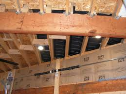 Insulating A Cathedral Ceiling Building Science by Insulating With Soffit Ridge Vent The Garage Journal Board