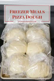 Freezer Meals Pizza Dough