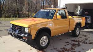 100 89 Chevy Truck This 19 S10 Baja Asks 6950 What Do You Think About That