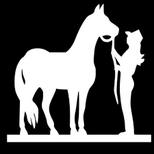COWGIRL AND HORSE Cartoon Stickers Motorcycle Decals Fashion Car ... Fashionable Cute Horse Hrtbeat Decorative Car Sticker Styling In Loving Memory Of Decals Two Quarter Name Date Car Window Amazoncom Eye Candy Signs Running Decal Window Running Horse Truck Trailer Vinyl Decal Decals 7 X70 Ebay Want A Stable Relationship Buy Funny Vinyl Flaming Side Graphics Decal Decals Truck Mustang Trailer Flames Cut Auto Xtreme Digital Graphix Gate Open For Lovers Riders Reflective Heart Creative Cartoon Animal Bull Cow Head Skull Silhouette Body Jdm Art Tilted Cat 14x125cm Noahs Cave