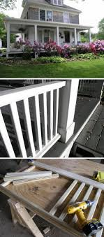 Remove Vinyl Porch Railing Without Damage Building Construction