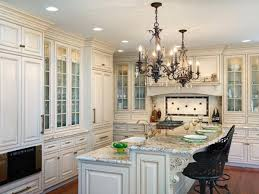 unique country style kitchen lighting fixtures of black wrought