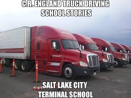 C.R. England Truck Driving School Stories - Album On Imgur