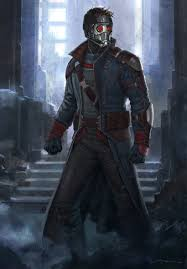 Marvel Studios Concept Artist Andy Park Has Revealed Some Alternate Guardians Of The Galaxy Vol 2 Designs For Both Star Lord And Mantis Revealing