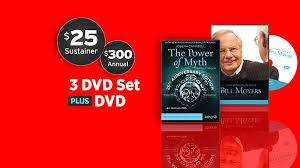 Bill Moyers Give 25 Month Or 300 Now And Receive The Program DVD Pl