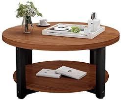 binlz table 2 tier holz couchtisch kleine wohnung esstisch