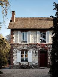 100 River Side House Side In Normandy France