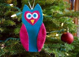Best Kind Of Christmas Tree by Owl Ornament Craft Earth Powered Family