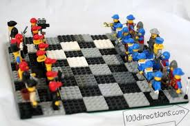 Lego Chess Kids Party Game Ideas