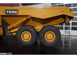 100 Truck Retarder Buy 2014 Caterpillar 725C 6x6 Articulated Truck Diesel At
