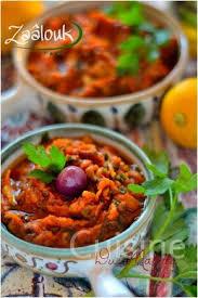 cuisine du maroc zaalouk dip d aubergine à la marocaine cuisine du maroc et d