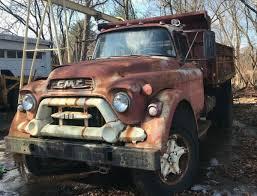 100 1957 Gmc Truck Bulldog Barn Find GMC Dump
