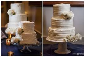 White Wedding Cakes From Mountain Brew At Four Points Lodge In Steamboat Springs Colorado