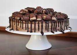 juliecharlie kinder bueno torte