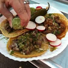 100 Taco Truck Oakland One Lengua One Cabeza And One Barbacoa Taco Truck CA