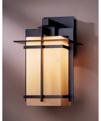 interior modern wall lighting for exterior with black frame and