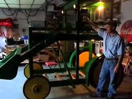 tractor bunkbed youtube