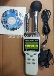 shop handheld heat stress bulb black globe temperature