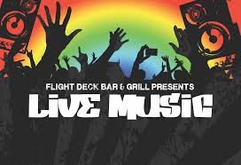 live music the flight deck bar grill at csc rochelle il
