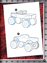 Craftside: How To Draw Monster Trucks From The Monster Jam Drawing ... Cartoon Drawing Monsters How To Draw To A Truck Tattoo Step By Tattoos Pop Culture Free A Monster Art For Kids Hub Pinterest Gift Monstertruckin Panddie On Deviantart Bold Inspiration Coloring Pages Printable Step Drawing Sheet Blaze From And The Machines Youtube By Drawn Grave Digger Dan Make Paper Diy Crafting 35 Amazing Truckoff Road Car Cboard