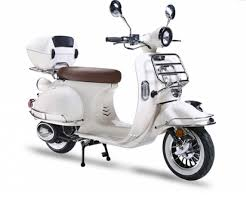 2016 Brand New Vintage Style BMS 150cc Vespa Scooter Up To 75 80