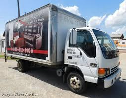 100 Rent A Box Truck 1998 Chevrolet W3500 Box Truck Item DB9492 SOLD June 21