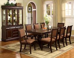 Walmart Dining Room Table Chairs by Furniture Excellent Round Wood Dining Room Table Sets Interiors