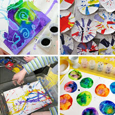 Painting Activities For Preschoolers 11 Favorites