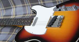 5401 Fender Custom Shop 63 Journeyman Relic Tele Sunburst