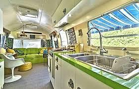 A Classic Airstream Interior