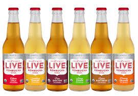 LIVE Kombucha Soda Traditional Has Truly Met Its Match