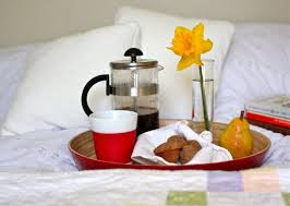 How to Have Peace Serenity AND Breakfast in Bed on Mother s Day